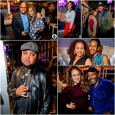 107.9 HOLIDAY PARTY @ SUITE LOUNGE  12-14-17