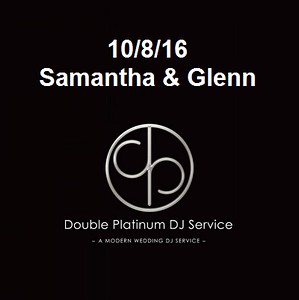 10/8/16 Samantha and Glenn