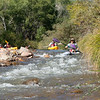 Verde River Institute Float, Tapco to Tuzi, 10/8/19