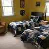 11  Ist floor bedroom with 2 twin beds