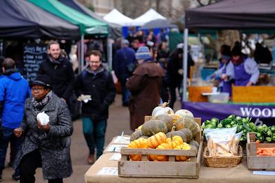 Bloomsbury Market, London, United Kingdom