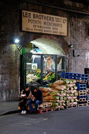 Borough Market, London, United Kingdom