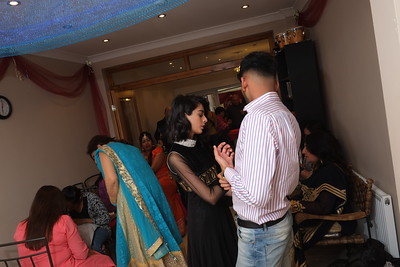Monika Chowdhary and Jannik Kuczynski Are Getting Married