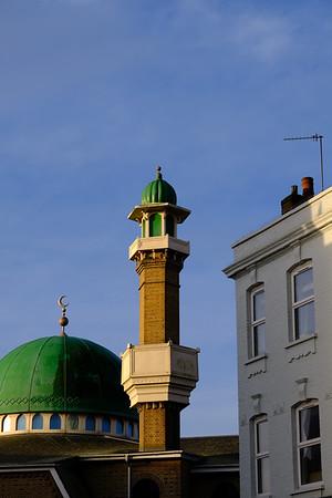 Acton Mosque, Acton, London, United Kingdom