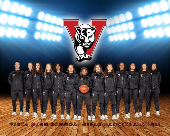 Vista High School Basketball