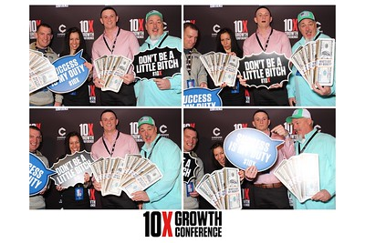 10X Growth Conference Step and Repeat Prints (Friday 2/23)