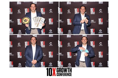 10X Growth Conference Step and Repeat Prints (Saturday 2/24)