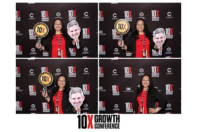 10X Growth Conference Step and Repeat Prints (Thursday 2/22)