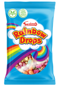 70014 Rainbow Drops 10p Bag