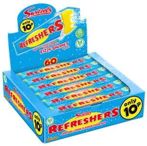 72590 New Refreshers Original 10p Chew Bar SRP