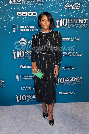 10th Annual Essence Black Women in Hollywood - Arrivals