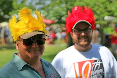 10th Annual Music City Hot Chicken Festival 7/4/16