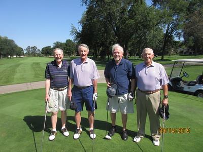 10th Annual St. George/St. Mel Alumni Golf Outing