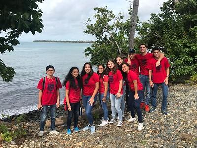10th Grade Grade Semana de Puerto Rico Field Trip from Guayama to Patillas