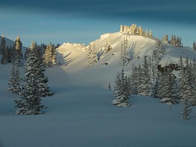 Fowler-Hilliard Hut, Vail Pass Winter Recreation Area