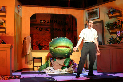 Little Shop of Horrors - Production Photos