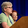 Tenth Triennial Convention | Jody Smiley, churchwide executive board vice president.