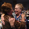 Tenth Triennial Convention | Betty Brandt, Grand Rapids, Mich., Zion Lutheran, Mary Jo Mettler.