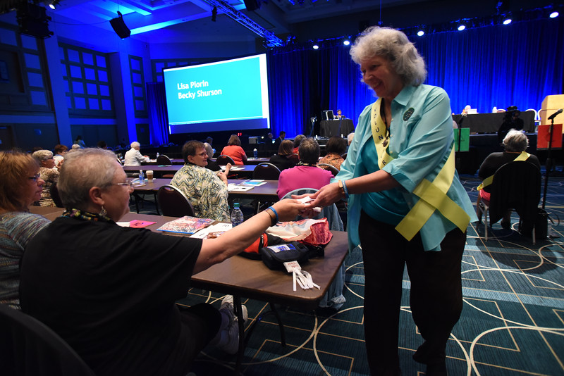 Tenth Triennial Convention |