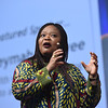 Tenth Triennial Gathering | Leymah Gbowee opens plenary 2.