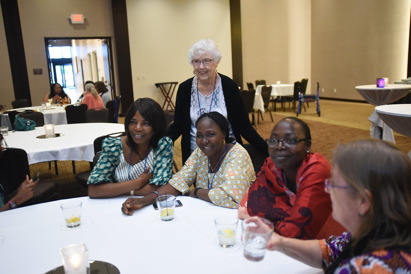 Tenth Triennial Gathering | International Guest reception.
