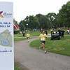 Tenth Triennial Gathering | Runners lead the pack at the Run, Walk and Roll.