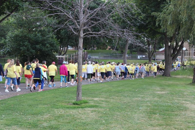 Tenth Triennial Gathering   Run, Walk and Roll.