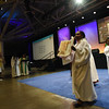 Tenth Triennial Gathering |The closing processional at closing worship.