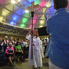 Tenth Triennial Gathering | The processional at closing worship.