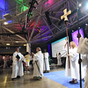 Tenth Triennial Gathering | The closing processional at closing worship.