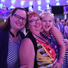 Tenth Triennial Gathering | Sarah Humphrey, Susan Humphrey and Anna Humphrey Bruner, Tulsa, Okla., at closing worship.