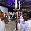 Tenth Triennial Gathering | Processional at opening worship.