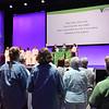 Tenth Triennial Gathering | Holy communion, opening worship.