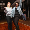 Tenth Triennial Gathering | Elizabeth McBride, Chicago, Women of the ELCA staff and Candace Eubanks, Milwaukee, Wisc., strike their coolest 80s pose.