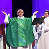 Tenth Triennial Gathering | Ann Svennungsen (bishop of Minneapolis Area Synod) leads opening worship.