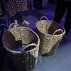 Tenth Triennial Gathering | Baskets to collect offerings at the opening Thankoffering serivice.