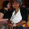 Chocolate Lounge   2014 Triennial Gathering<br /> <br /> Young women attended a late-evening networking event at the triennial gathering, after opening worship. There was a chocolate fountain and refreshments.