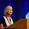 Tenth Triennial Convention | Ely Smith, Churchwide executive board treasurer delivers her report.