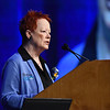 Tenth Triennial Convention | Patti Austin, churchwide executive board president, 2014- 2017 triennium.