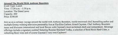 Around the World with Anthony Bourdain 1-12-18