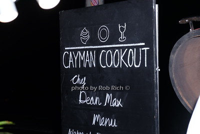 Cayman Cookout 2018