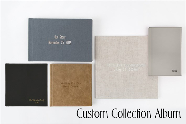 Custom Collection Album