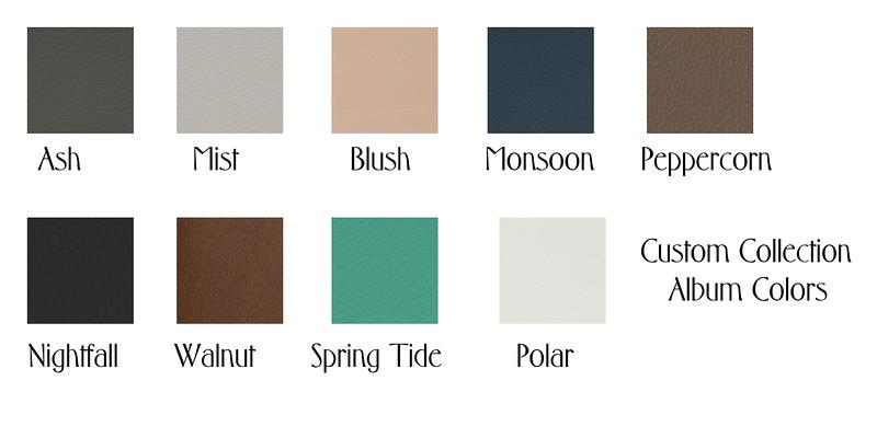 Album Color Choices