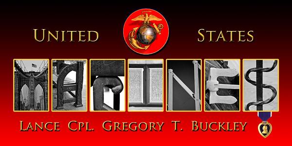 Marines Buckley
