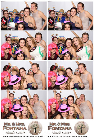 11-1-14 - Kelly & Anthony Wedding Photobooth