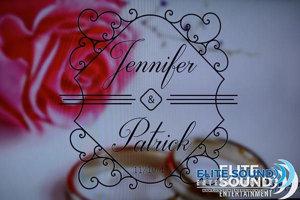 11 . 10 . 17 - Jennifer & Patrick - Candids