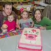 Laura's 4th Birthday Celebration
