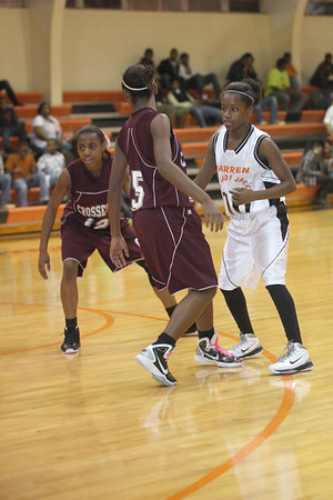 Warren Vs Crossett Jr Girls