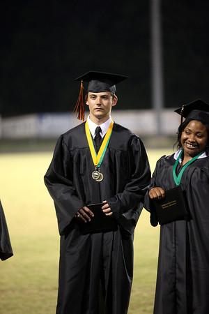 Warren High Graduation