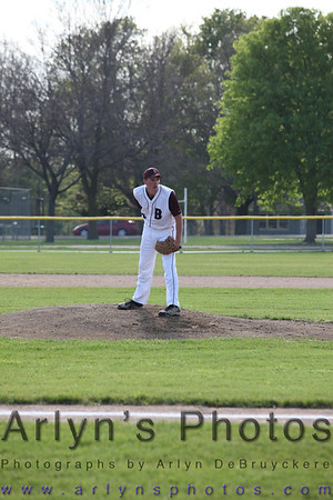Baseball April 24 Trinity